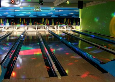 Cosmic Bowling Quilles G plus Bannantyne