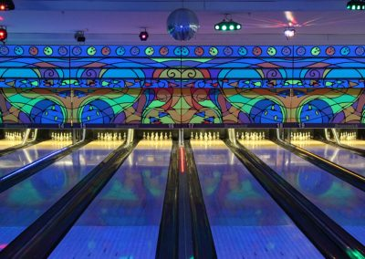 Cosmic Bowling Quilles G plus Le Forum