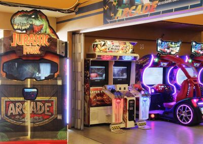 Arcades Quilles G plus Rose Bowl